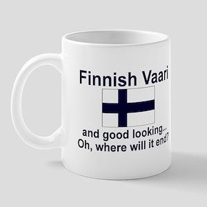 Finnish Vaari-Good Lkg Mug