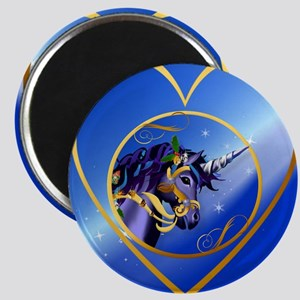 Heart Jewel Another Magical Christmas Unico Magnet