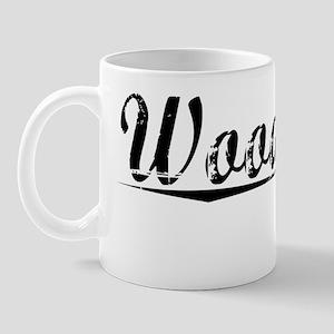 Woodbury, Vintage Mug