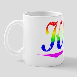Klink, Rainbow, Mug