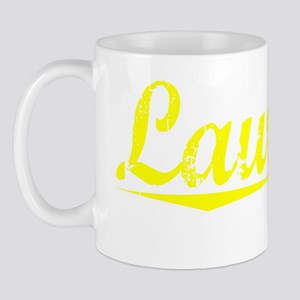 Laurence, Yellow Mug