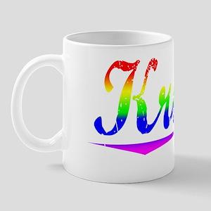 Kroger, Rainbow, Mug