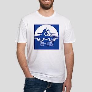 B-1B Lancer Fitted T-Shirt