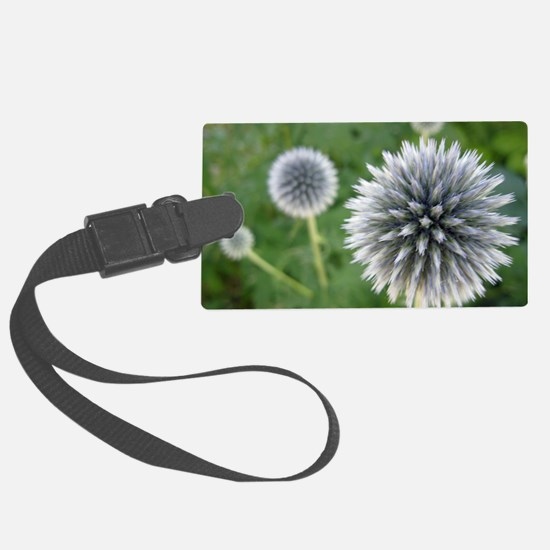 Great Garden Balls of Fire  Luggage Tag
