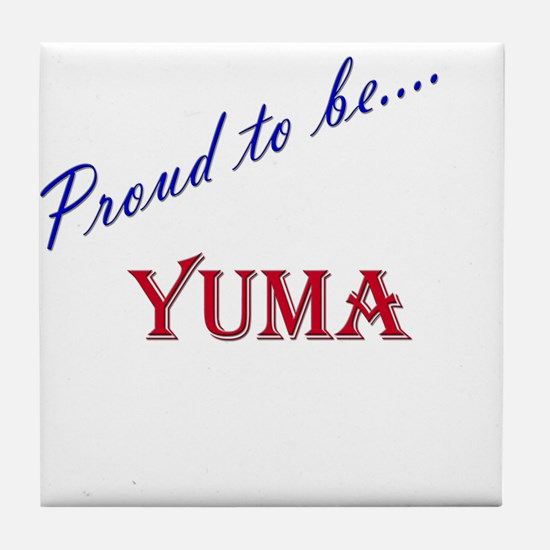 Yuma Tile Coaster