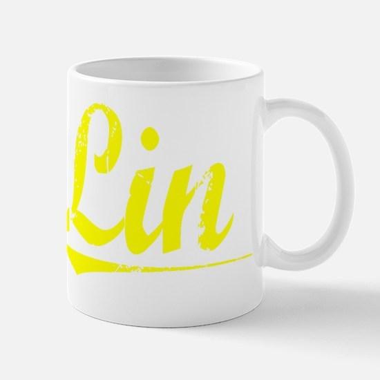 Lin, Yellow Mug