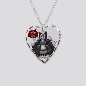 Kayou Mature Necklace Heart Charm