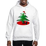 Christmas Santa's Deliverin' Hooded Sweatshirt