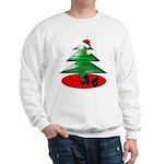 Christmas Santa's Deliverin' Sweatshirt