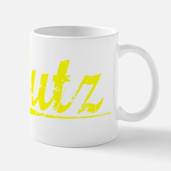 Lutz, Yellow Mug