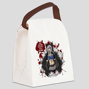 Kayou Adult Canvas Lunch Bag