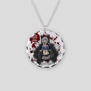 Kayou Adult Necklace Circle Charm