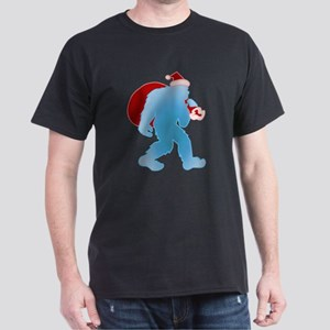 Yeti Santa Christmas T-Shirt
