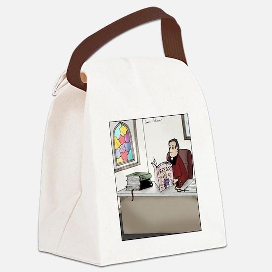 Preyboy Canvas Lunch Bag