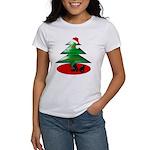 Christmas Santa's Deliverin' Women's T-Shirt