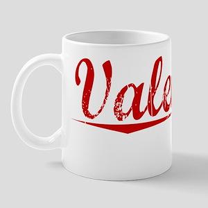 Valentino, Vintage Red Mug