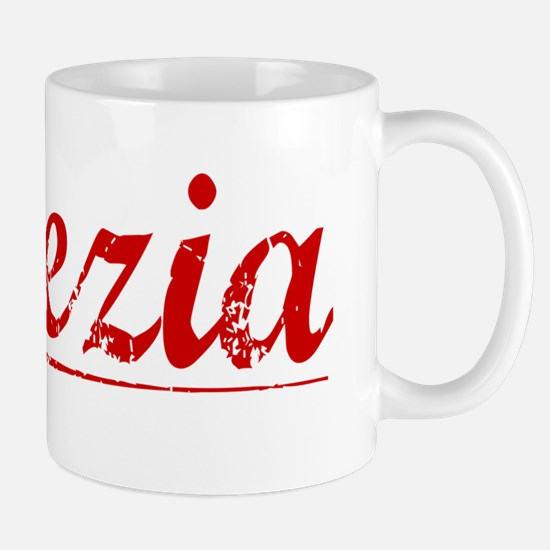 Venezia, Vintage Red Mug