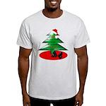 Christmas Santa's Deliverin' Light T-Shirt