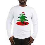 Christmas Santa's Deliverin' Long Sleeve T-Shirt