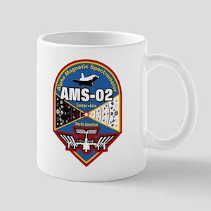 AMS-02 Mug