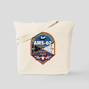 AMS-02 Tote Bag