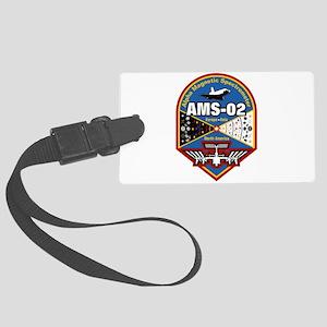 AMS-02 Large Luggage Tag