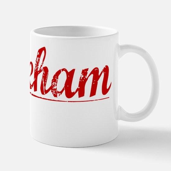 Wareham, Vintage Red Mug
