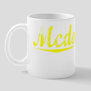 Mcdonough, Yellow Mug