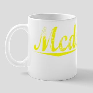Mcdougal, Yellow Mug