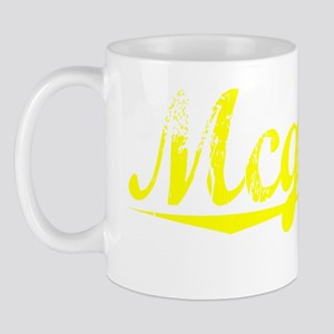 Mcgarry, Yellow Mug