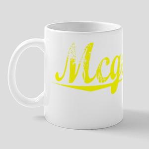 Mcgowan, Yellow Mug