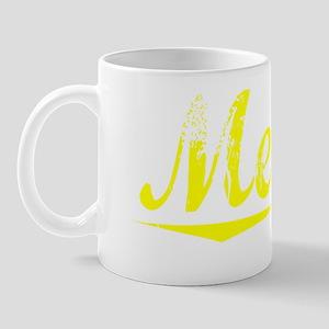 Meany, Yellow Mug