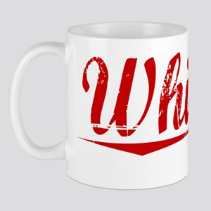 Whitson, Vintage Red Mug