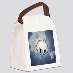 Molliannas Mission Inc. Canvas Lunch Bag