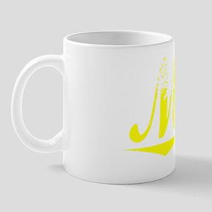 Mink, Yellow Mug