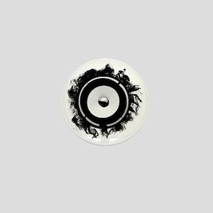Subwoofer art Mini Button