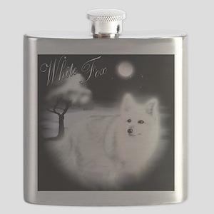 White Fox copy Flask