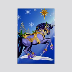 Jewel Another Magical Christmas Rectangle Magnet