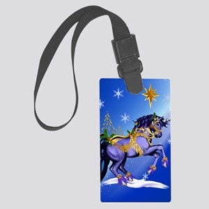 Jewel Another Magical Christmas Large Luggage Tag