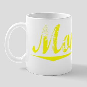 Montag, Yellow Mug