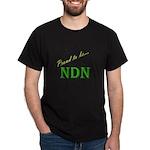 Proud to be NDN Dark T-Shirt