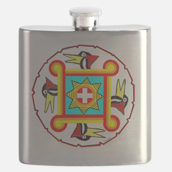 SOUTHEAST INDIAN DESIGN Flask