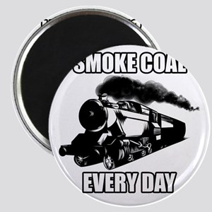 SMOKE COAL EVERY DAY Magnet