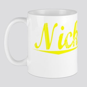 Nickerson, Yellow Mug