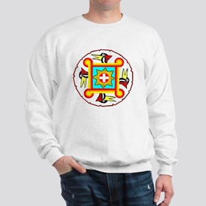 SOUTHEAST INDIAN DESIGN Sweatshirt