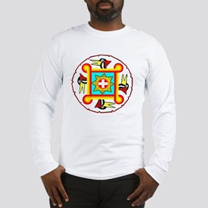 SOUTHEAST INDIAN DESIGN Long Sleeve T-Shirt