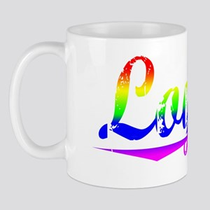 Loyola, Rainbow, Mug