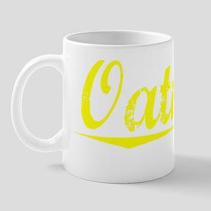 Oatman, Yellow Mug