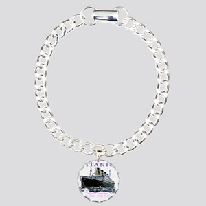 tg914x14 Charm Bracelet, One Charm