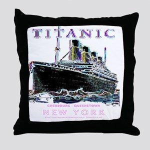 tg914x14 Throw Pillow